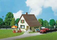 FALLER HO SCALE 1:87 STUCCO CHALET WITH PORCH BUILDING KIT | BN | 130204