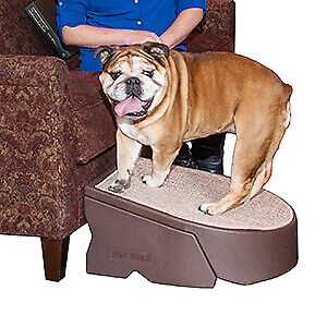 Pet Gear Stramp Stair and Ramp Combination, Dog/Cat Easy Step, Lightweight/Po...