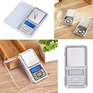 Tragbare elektronische Waage Digital Gramm Waage Schmuck Gewicht