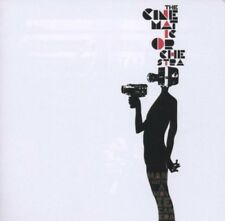THE CINEMATIC ORCHESTRA - MAN WITH A MOVIE CAMERA CD NEW!