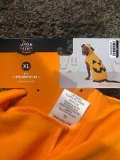NEW Hyde And Eek Pumpkin Dog Costume Size XL