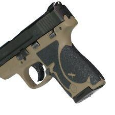 FoxX Grips, Gun Grips Smith & Wesson MP Shield 9/40 Grip Enhancement No Slip