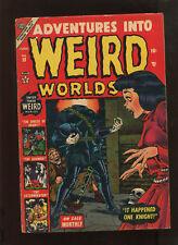 ADVENTURES INTO WEIRD WORLDS #19 (5.0)