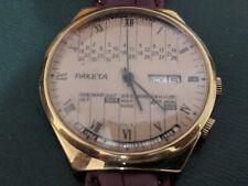 Watch Raketa perpetual calendar .Fully prepared for sale - passed the service