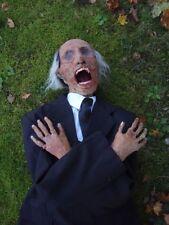 männliche mumifizierte Leiche für Sarg - Requisite - Horror Prop - Halloween