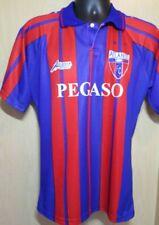 Atlante Pegaso United FC #6 Red Blue Shirt Jersey Size 18 Mens S-M World Soccer