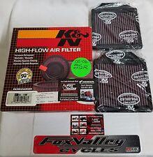 409719 KA-1299 K&N AIR FILTER 2000-2006 NINJA ZX-12R