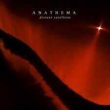 Distant Satellites by Anathema CD 2014 Kscope KSCOPE302 Europe Prog Rock