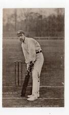D DENTON: Yorkshire Cricket postcard (JH2719)