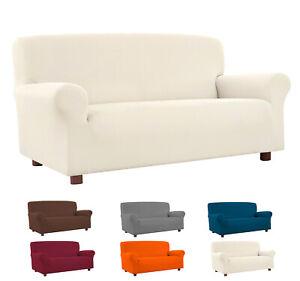 Copridivano antimacchia elasticizzato salva divano copri poltrona 1 2 3 4 posti