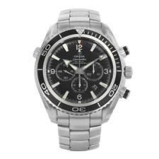 Relojes de pulsera Seamaster de cuero