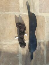 Total contact saddle, Black