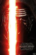 Star Wars Episode 7 (VII) Kylo Ren Portrait PP33804 - Poster -Brand New