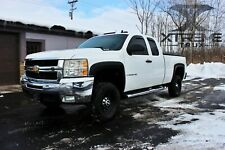 Paintable Black 07-14 Silverado 2500 3500 OE Extended Fender Flares Bolt On