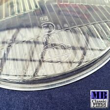 Mercedes Benz DKW PAIR of HELLA headlight glass 175mm N1300 Mevosa