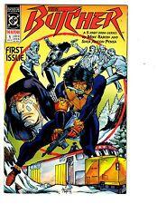 5 The Butcher DC Comic Books # 1 2 3 4 5 Limited Series Mike Baron Pensa CB5