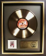 Led Zeppelin Presence Gold RIAA Record Award Atlantic Records To Robert Plant