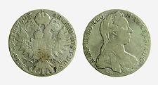 pci3752) AUSTRIA - Maria Teresa d'Austria (1740-1780) - Tallero 1780