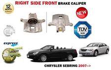 für Chrysler Sebring JS 2.0DT 2.0i 2.7 2007- > Neu Vorder rechts Bremssattel