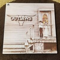"Vintage 1975 The Outlaws ""Self-Titled"" LP -	 Arista Records (AB-4042) NM"