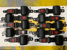10 x Securon Retractable Seat Lap Belt 2220MU/10 CAR/MOTORHOME/BUS/CAMPER/VAN