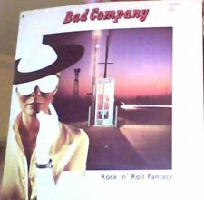 "Bad Company rock'n'roll fantasy vinyl 7"""