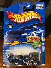 2002 Hot Wheels Col-Aire CX4 #153