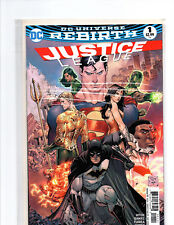 JUSTICE LEAGUE OF AMERICA REBIRTH ERA 1-23 ONE SHOT WONDER WOMAN BATMAN SUPERMAN