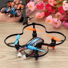 Nano RC Quadcopter Quad RTF Mini Drone Small UFO RC Helicopter w/ Light