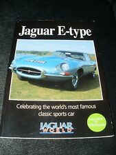 JAGUAR E-TYPE JAGUAR WORLD MONTHLY