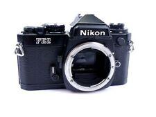 Nikon FE2 Body black #2558858     (01623)