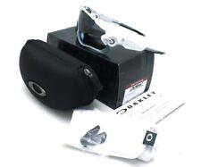New Authentic Oakley Jaw Break Polished White w Grey Polarized 929006 MSRP $230