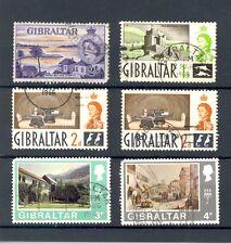 Gibraltar QEII selection, used