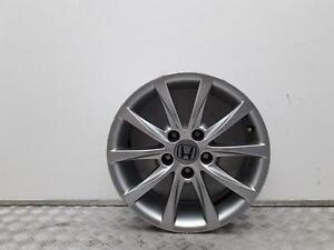 """HONDA CIVIC I-DTEC ES 2012 16x6 1/2J 16"""" inch Alloy Wheel"""