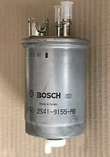 Genuine Bosch Ford Fuel Filter 2S41-9155-AB, 1230621, 2S419155