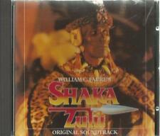 = E - 1 CD Shaka Zulu - William C. Faures - Original Soundtrack - neuwertig !