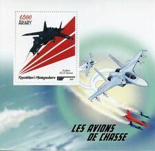 Madagascar Stamps 2019 MNH Military Jets Aircraft Avation Sukhoi Berkut 1v S/S