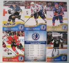 2013 Upper Deck National Hockey Card Day Trading Card Set  (17 Cards)