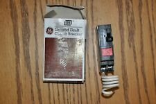 Ge Ground Fault Circuit Breaker Cat.No. Thql1120Gf