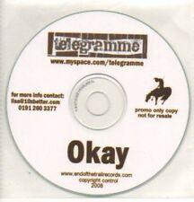 (700K) Telegramme, Okay - DJ CD