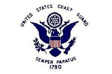 Fahne Flagge USA Coast Guard 90 x 150 cm