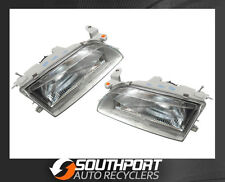 TOYOTA COROLLA HEADLIGHTS LAMPS SUIT AE101 1994-1998 *NEW PAIR*