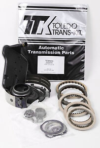 GM 4L60E 4L65E 4L70E TRANSMISSION REBUILD KIT 2004 UP GM CHEVY BUICK CADILLAC