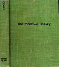 HISTORY THE MEDIEVAL LIBRARY CLIGES L.J. GARDINER H/C 1966