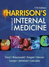 Harrison's Principles of Internal Medicine by Eugene Braunwald, Anthony S....