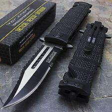 "10 x 8.5"" TAC FORCE SPRING ASSISTED TACTICAL FOLDING POCKET KNIFE Wholesale Lot"