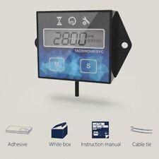 Water-proof Digital Hour Meter For Motorbike ATV Snowmobile Boat Dirt Gas Engine