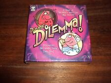 Double Dilemma Board Game New and Sealed Free UK P&P