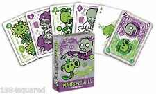 Plants vs Zombies Playing Cards Unique Jokers Poker Card Deck Sealed New Mint