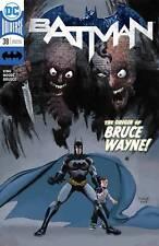 BATMAN #38 DC COMICS NM ORIGIN OF BRUCE WAYNE - TOM KING